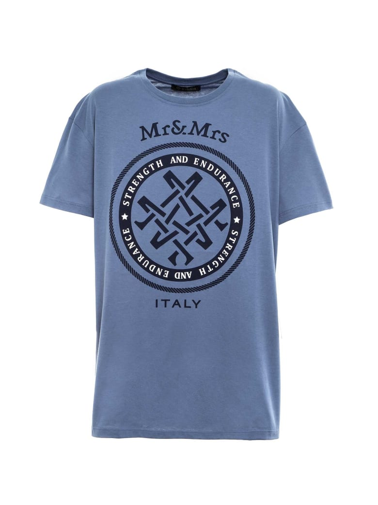Mr & Mrs Italy Unisex Oversized T-shirt - AVIO