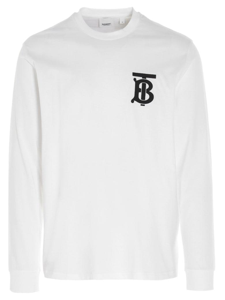 Burberry 'atherton' T-shirt - White