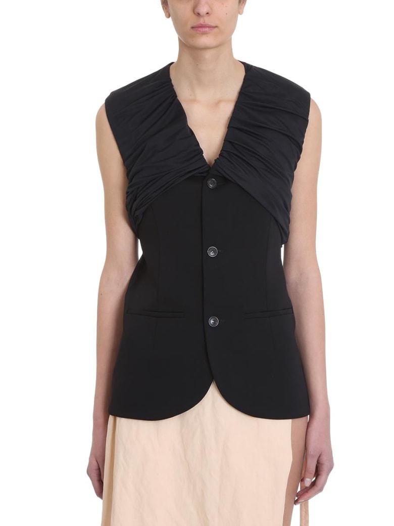 Y/Project Condom Vest - black