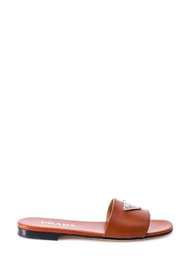 Prada Sandals - Brown