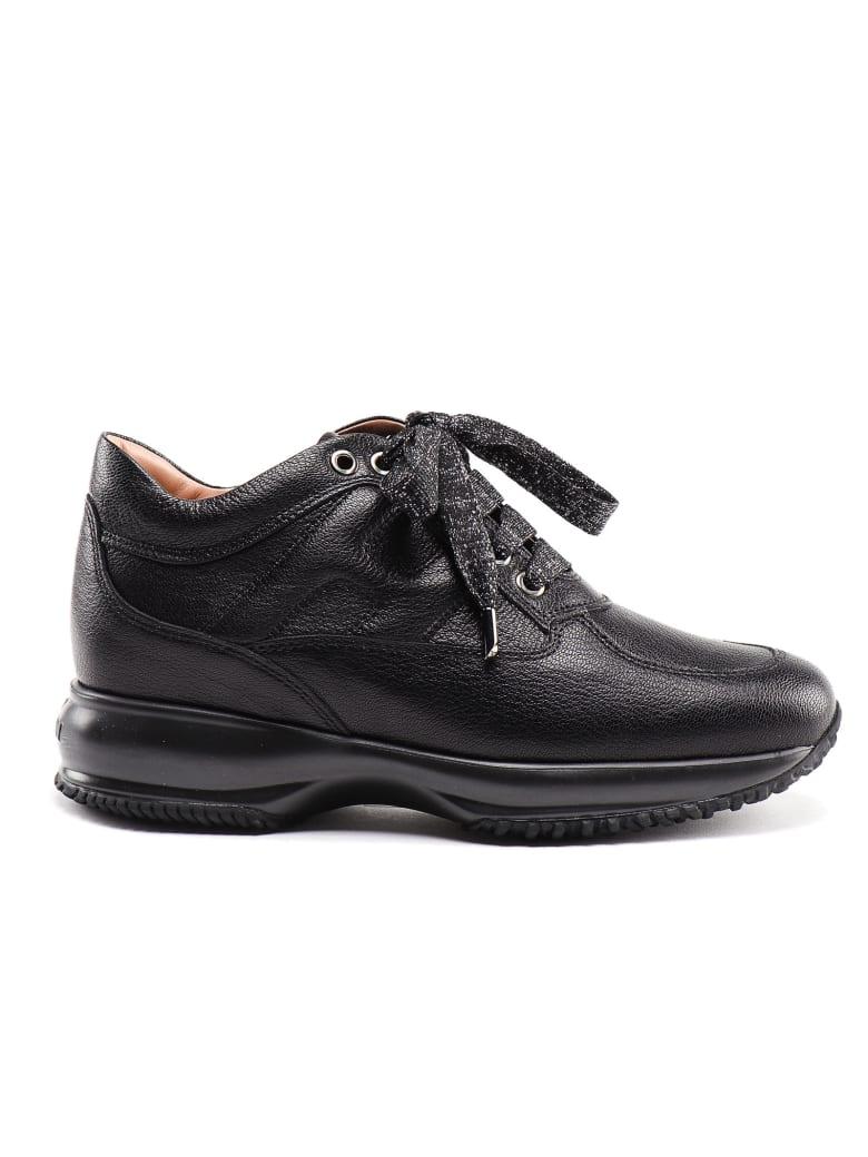 Hogan Interactive Luxury Sneaker - Nero