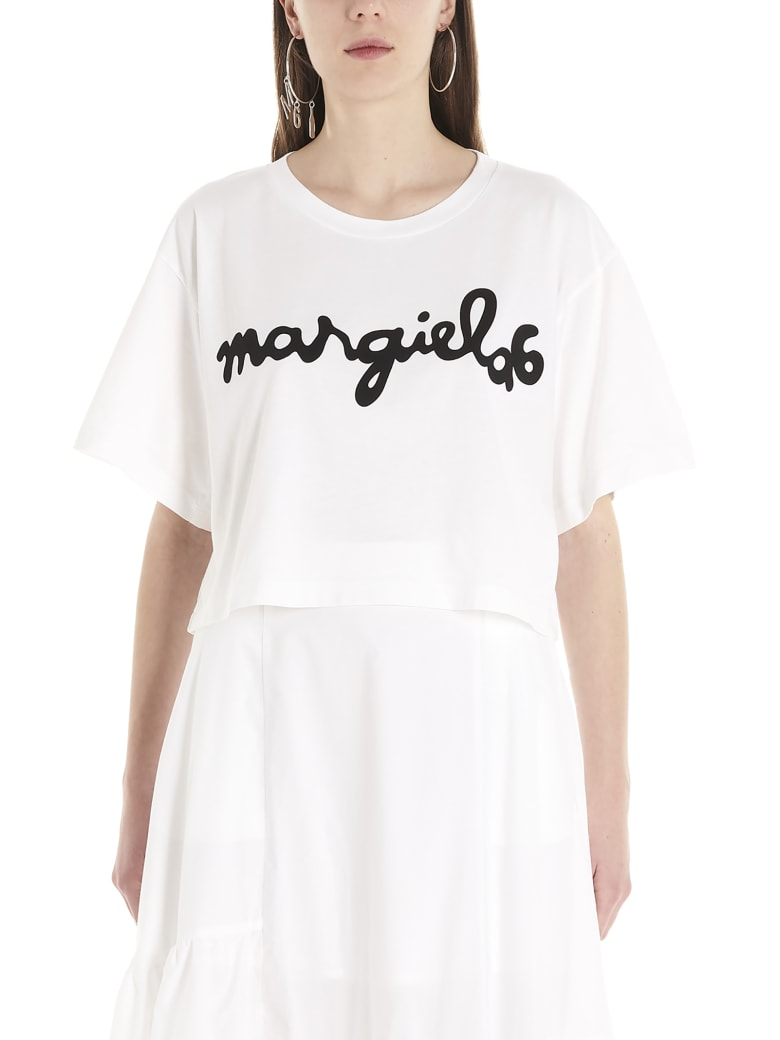 MM6 Maison Margiela T-shirt - White
