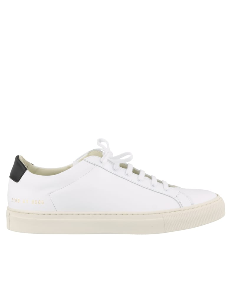 Common Projects Retro Low Sneakers - White