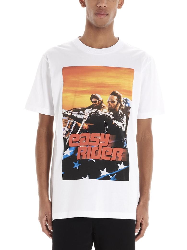 Marcelo Burlon 'easy Rider' T-shirt - White
