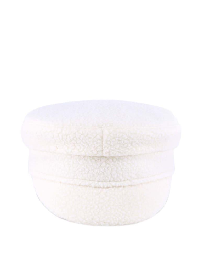 Ruslan Baginskiy Baker Boy Hat - White