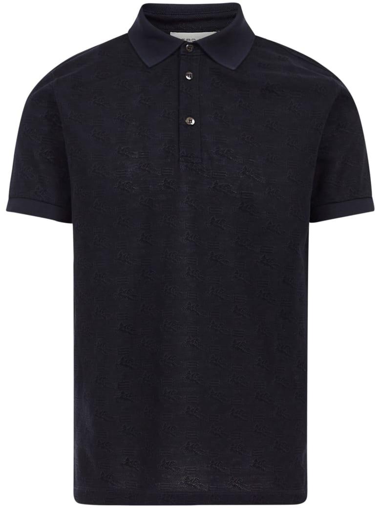 Etro Polo Shirt - Black