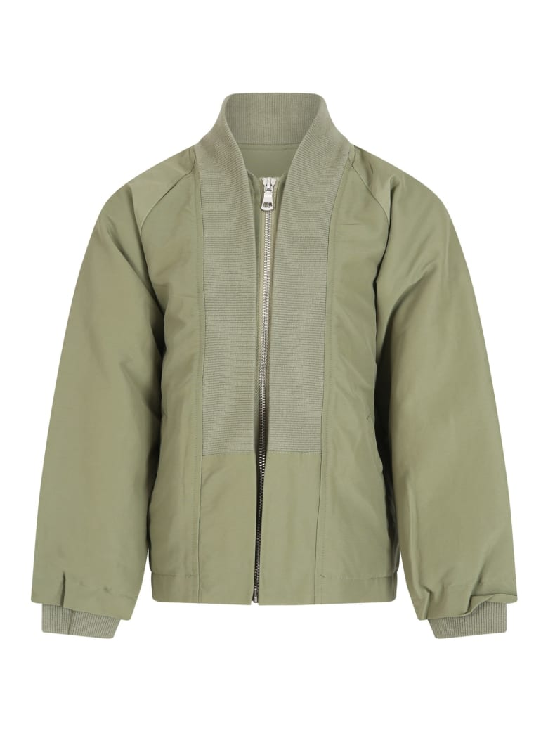 Owa Yurika Military Green ''itsuki'' Jacket For Girl - Green