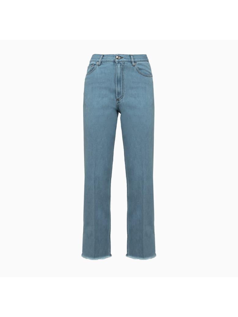 A.P.C. Jeans Coejc-f09128 - BLEU