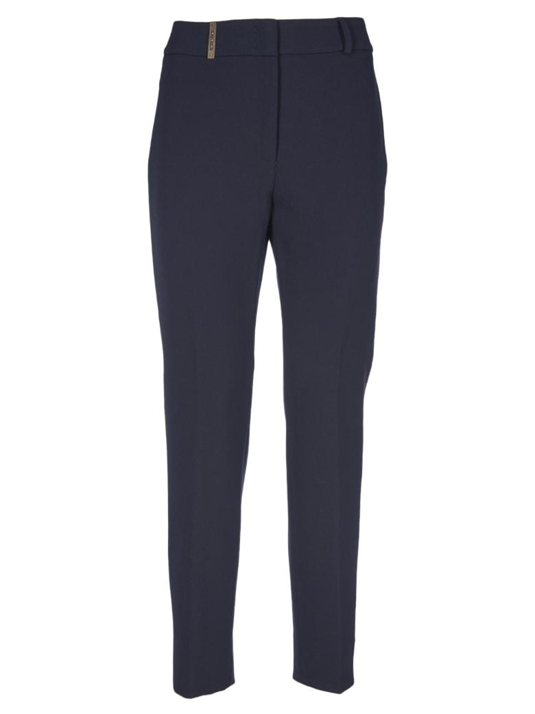 Peserico Trouser - Blue