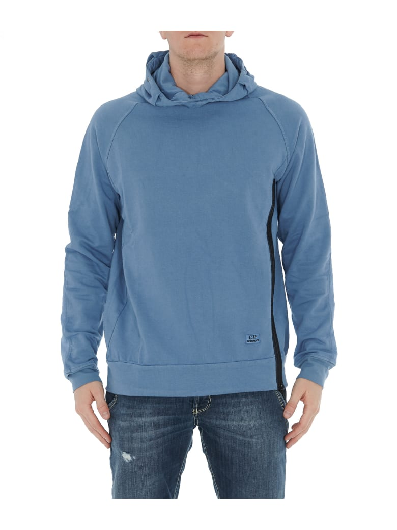 C.P. Company Hoodie - Dutch blue
