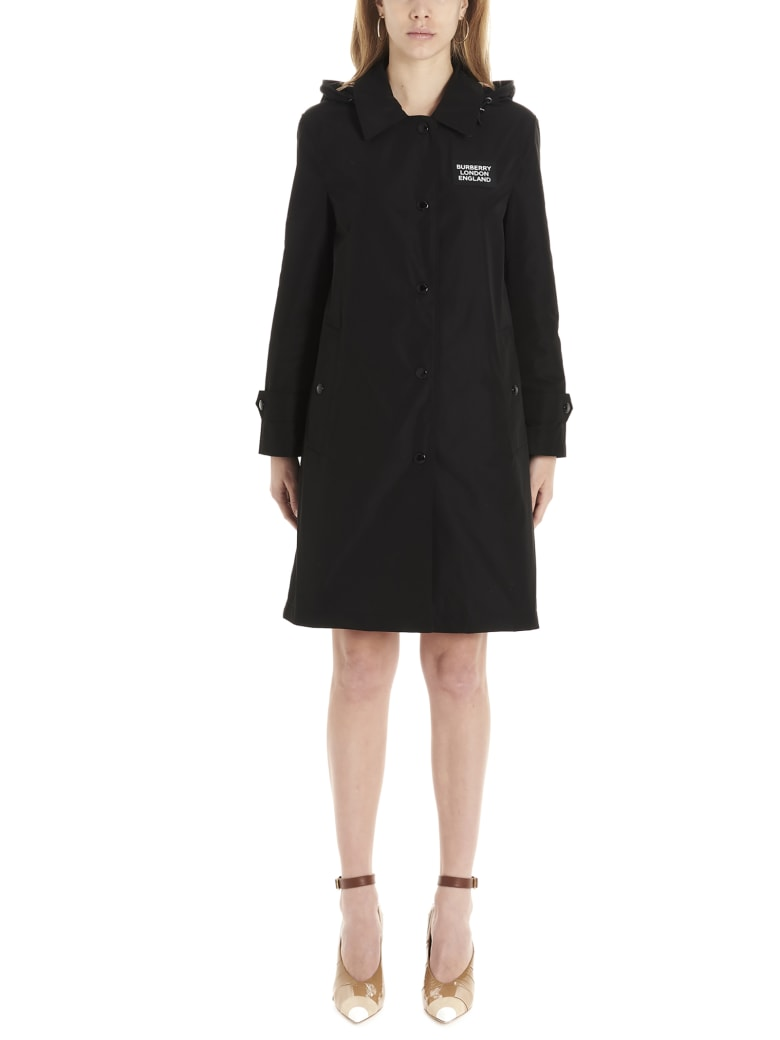 Burberry 'oxclose' Trench - Black
