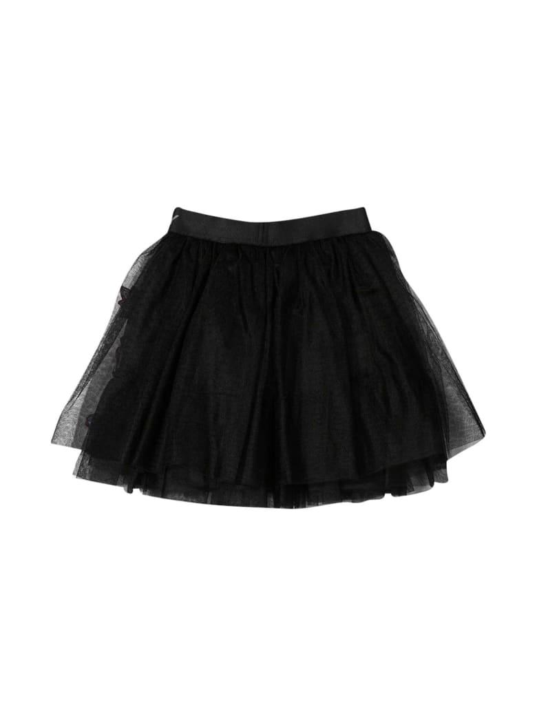 Givenchy Black Skirt Teen - Nero