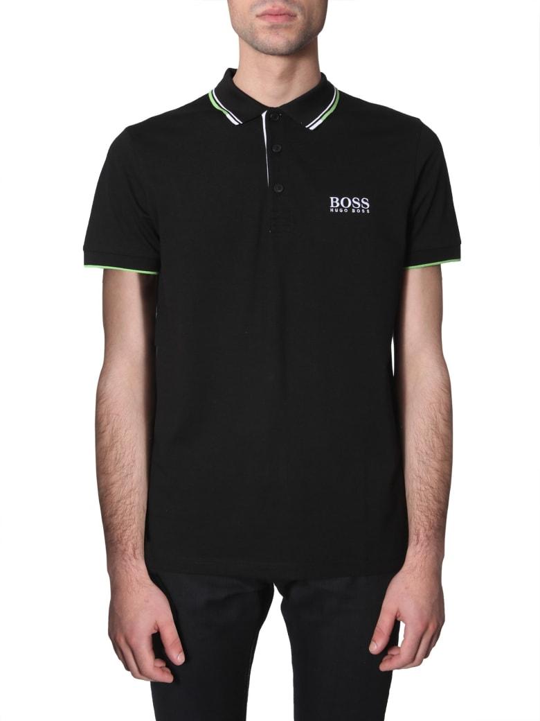 Hugo Boss Paddy Pro Polo T-shirt - NERO
