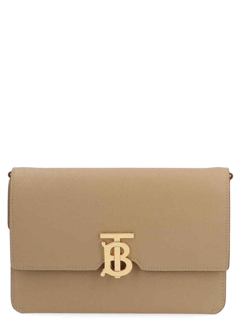 Burberry 'albion' Bag - Beige