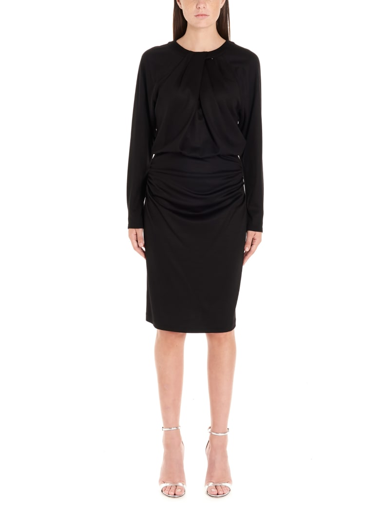 Diane Von Furstenberg 'bitsy' Dress - Black