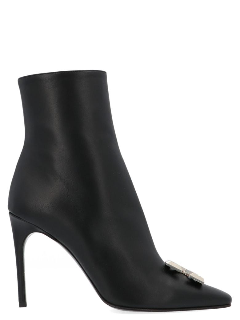 Off-White 'arrow' Shoes - Black