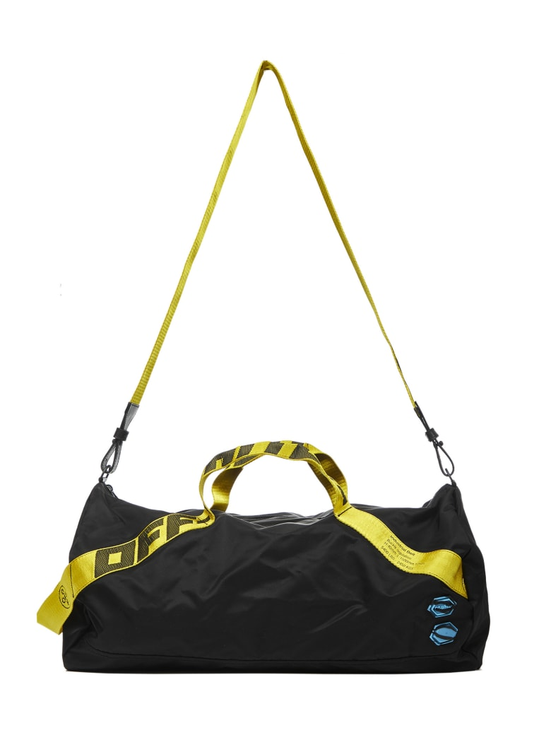 Off-White Tote Bag - Black