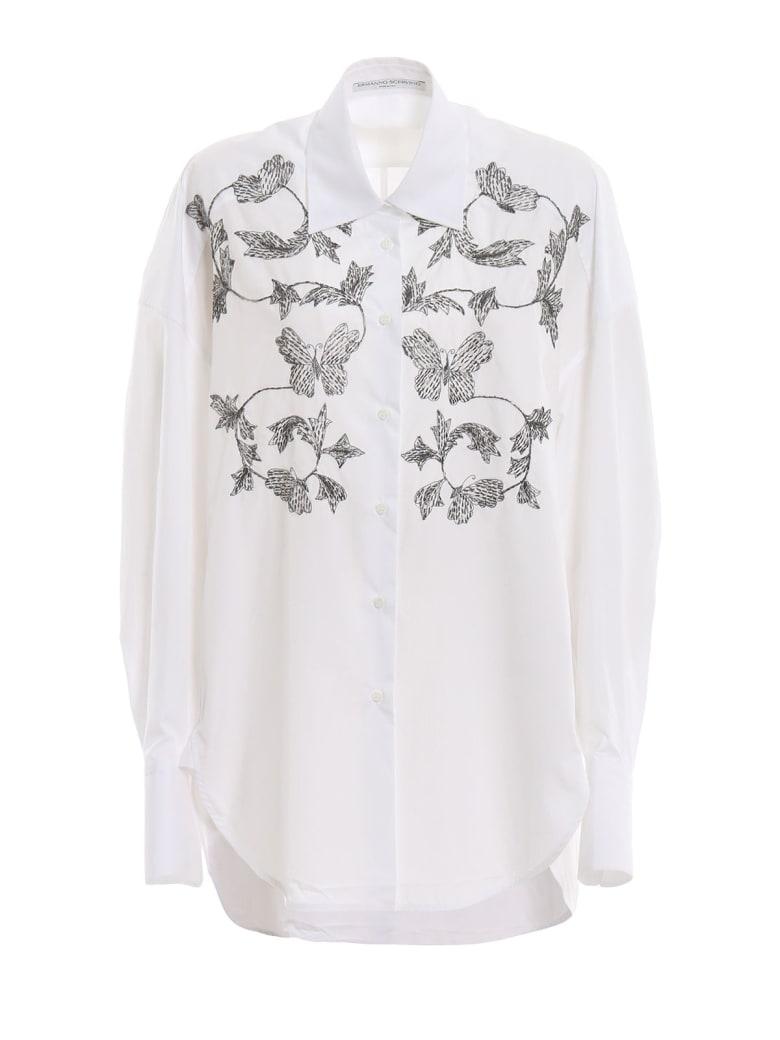 Ermanno Scervino L/s Shirt - White