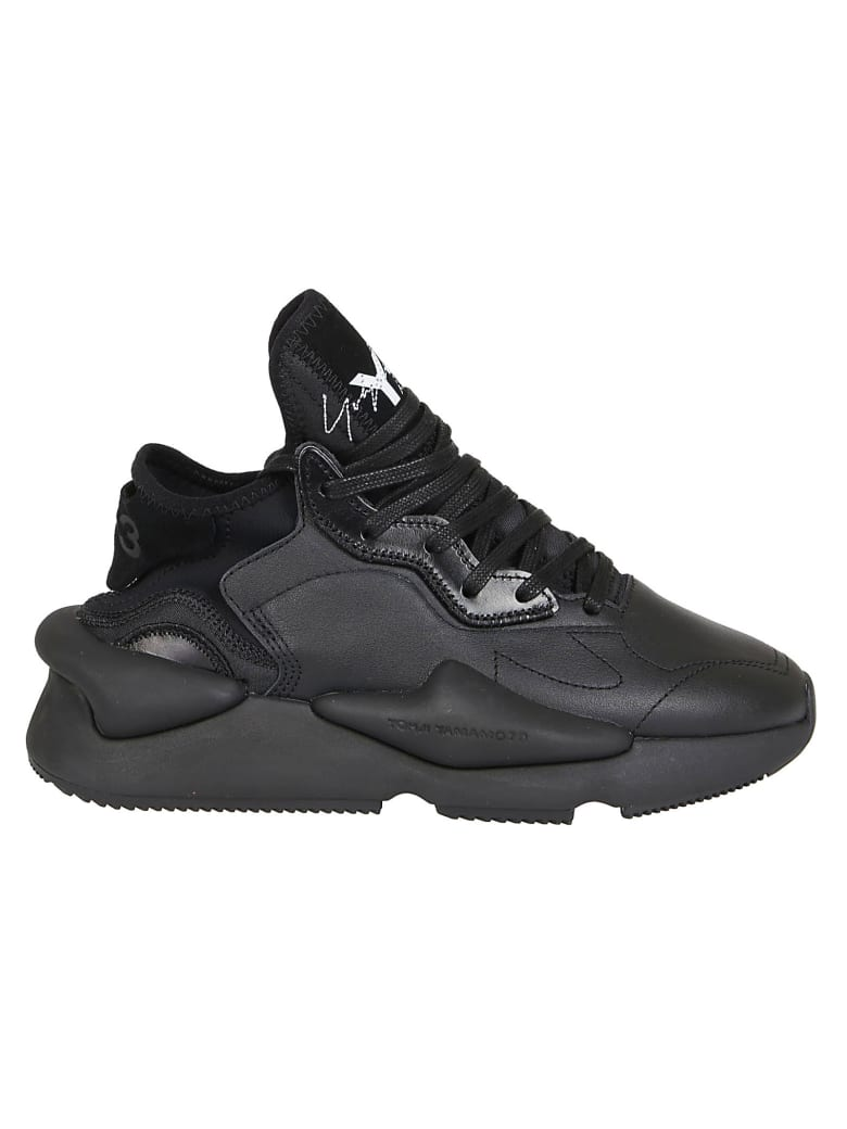 Y-3 Sneakers - Black