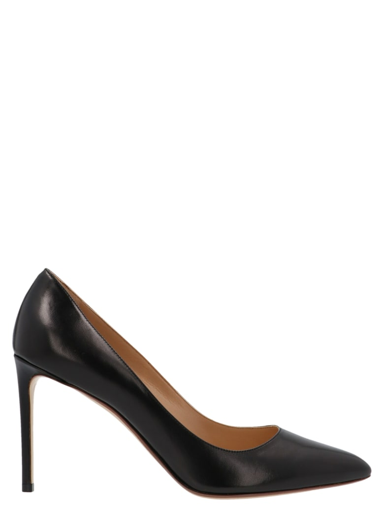 Francesco Russo Pump - Black