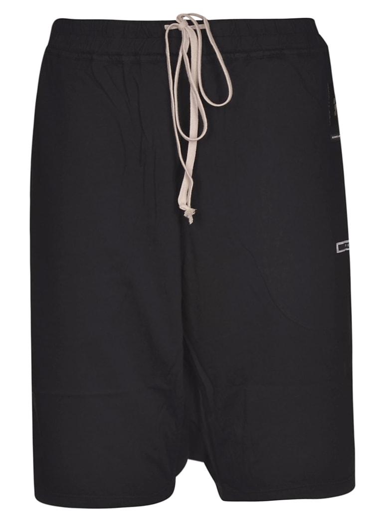DRKSHDW Drop-crotch Shorts - Black