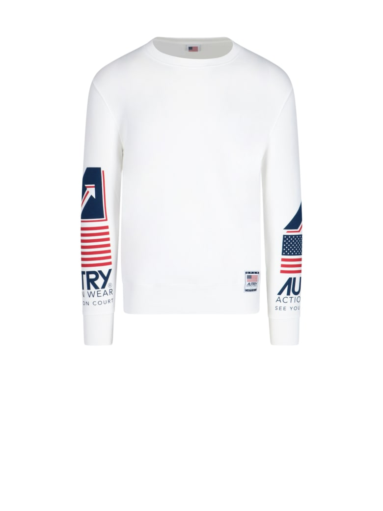 Autry Sweater - White
