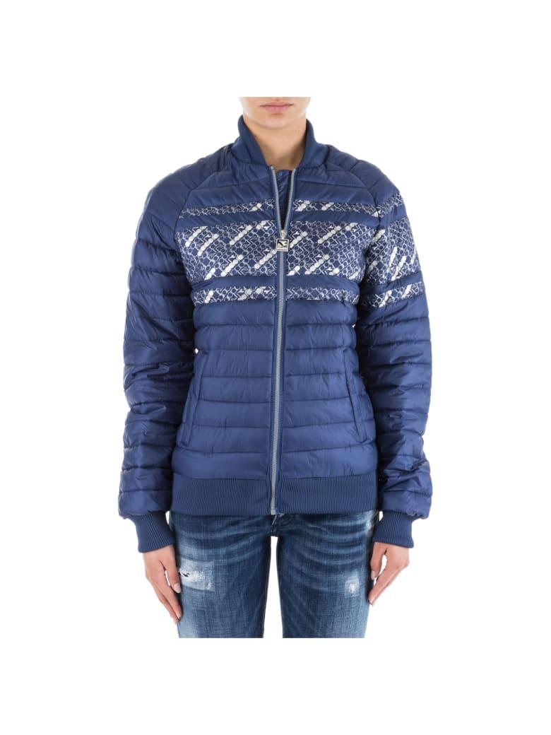 Diadora Swallow Jacket - Blu