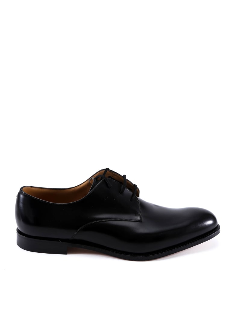Church's Oslo Lace-up Shoe - Black