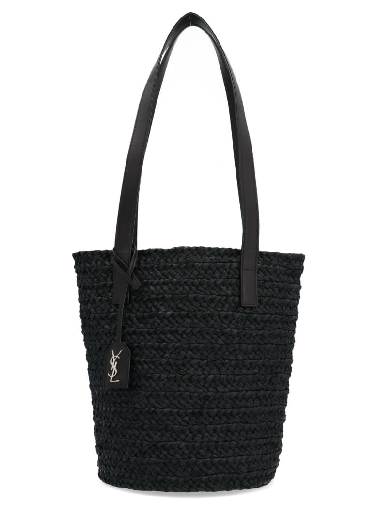Saint Laurent 'panier' Bag - Black