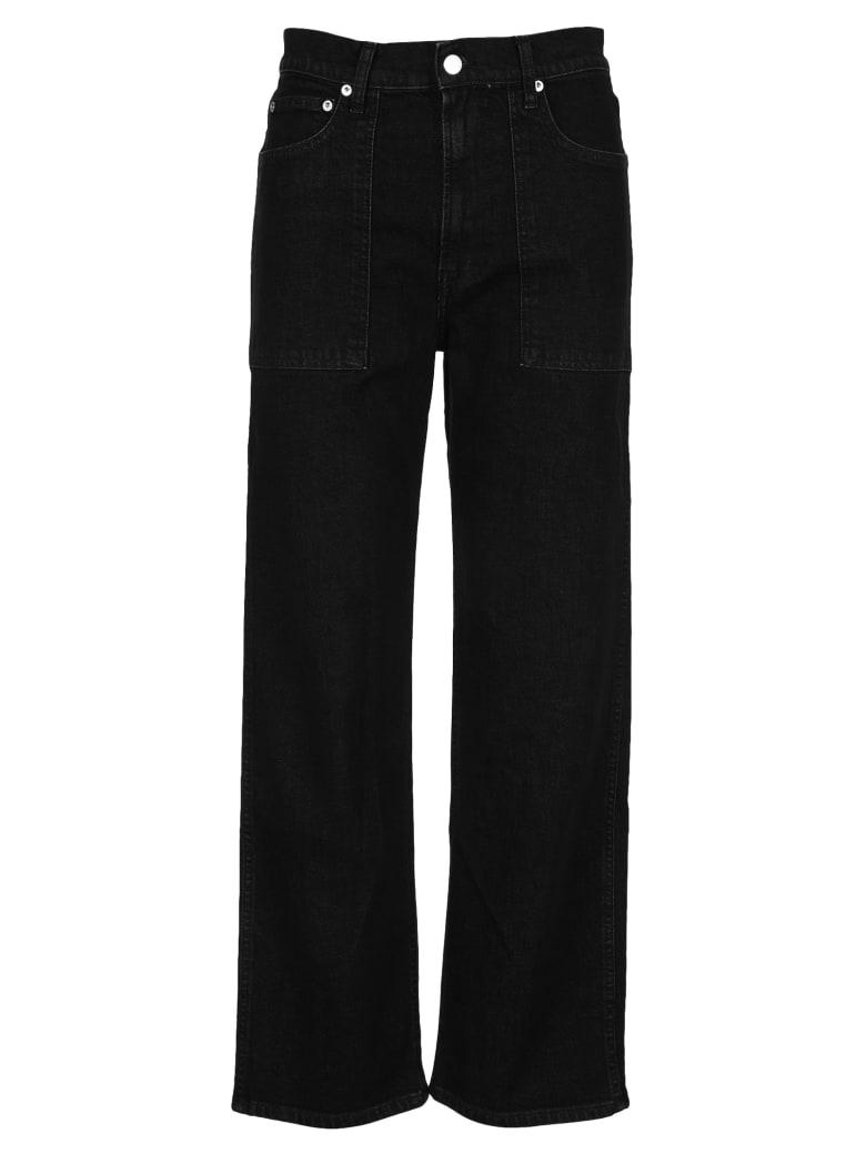 Helmut Lang Factory Jean - BLACK