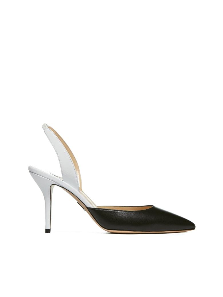 Paul Andrew High-heeled shoe - Nero bianco
