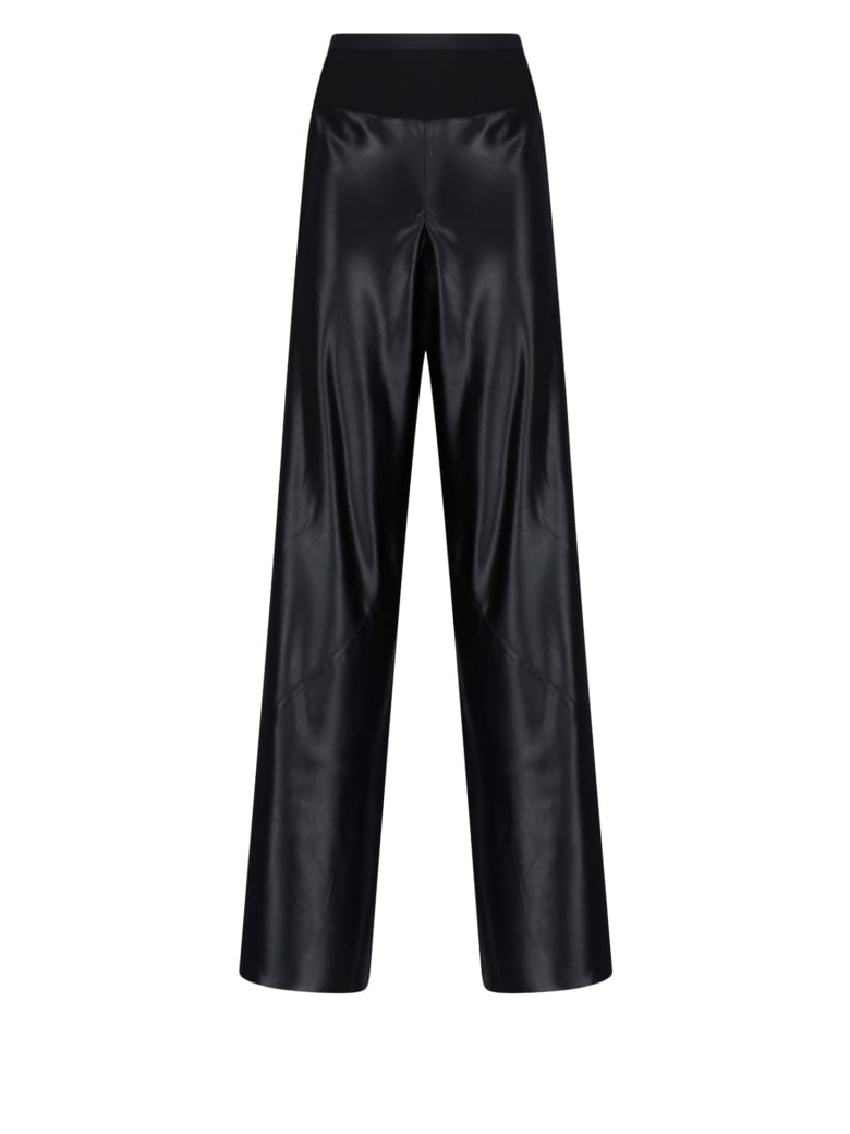 Rick Owens Trousers - Black