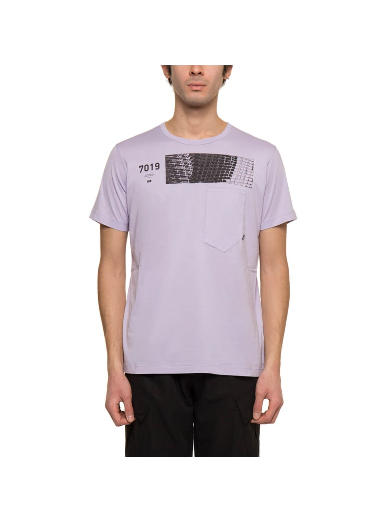 Stone Island Shadow Project T-shirt - Pink