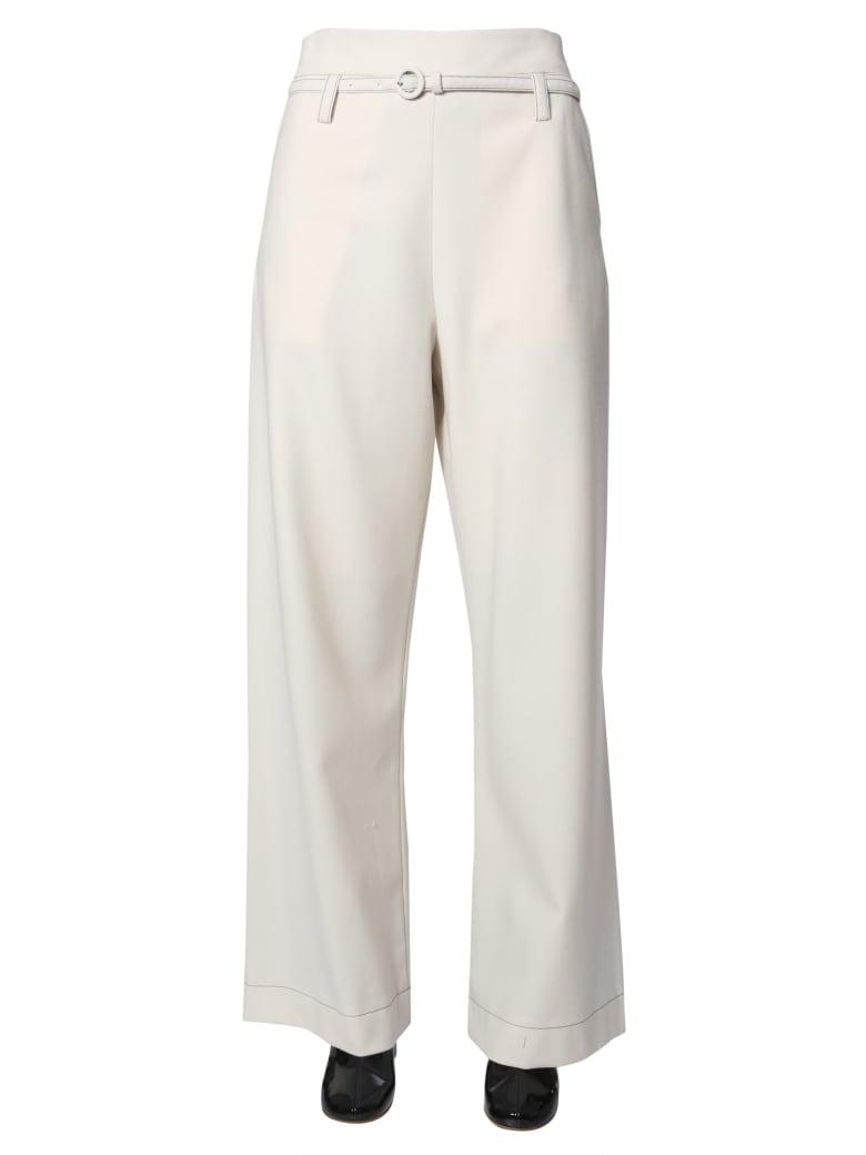 Marni Wide Pants - BIANCO