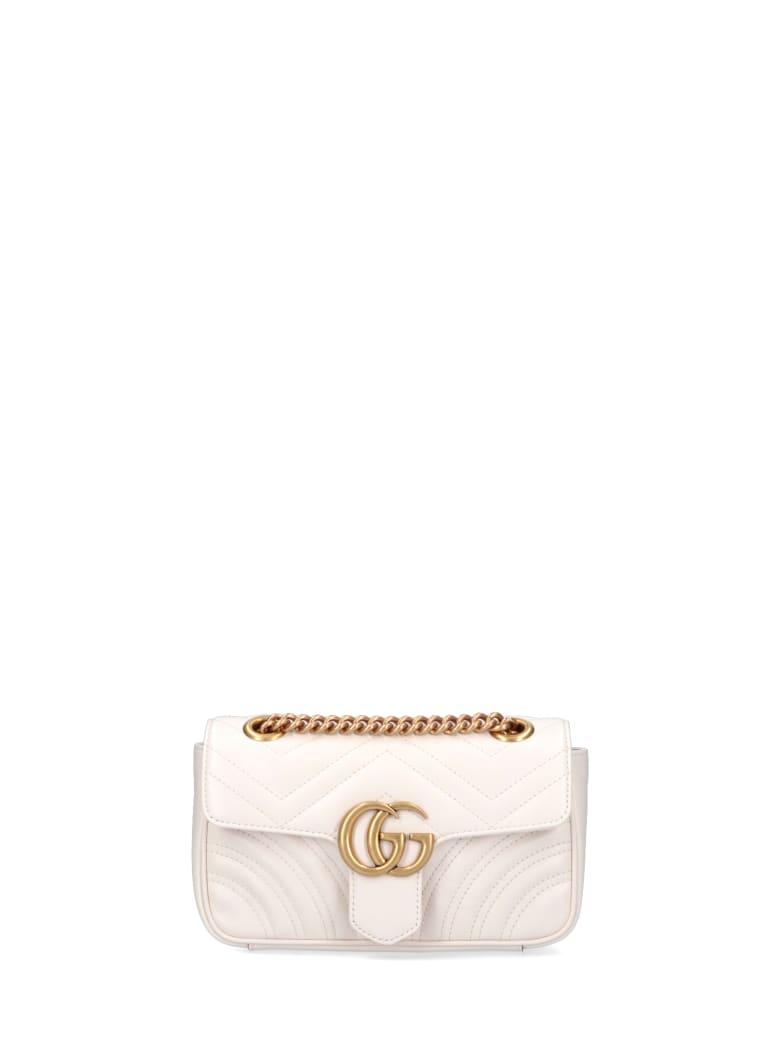 Gucci Shoulder Bag - White