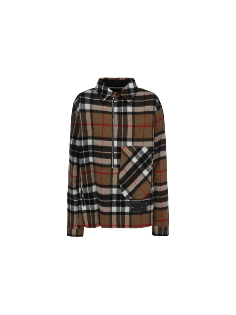 WE11 DONE We11done Shirt - Camel