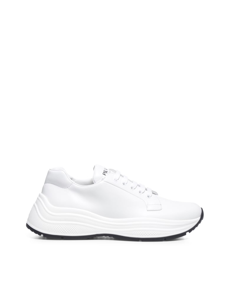 Prada Linea Rossa Sneakers - Bianco