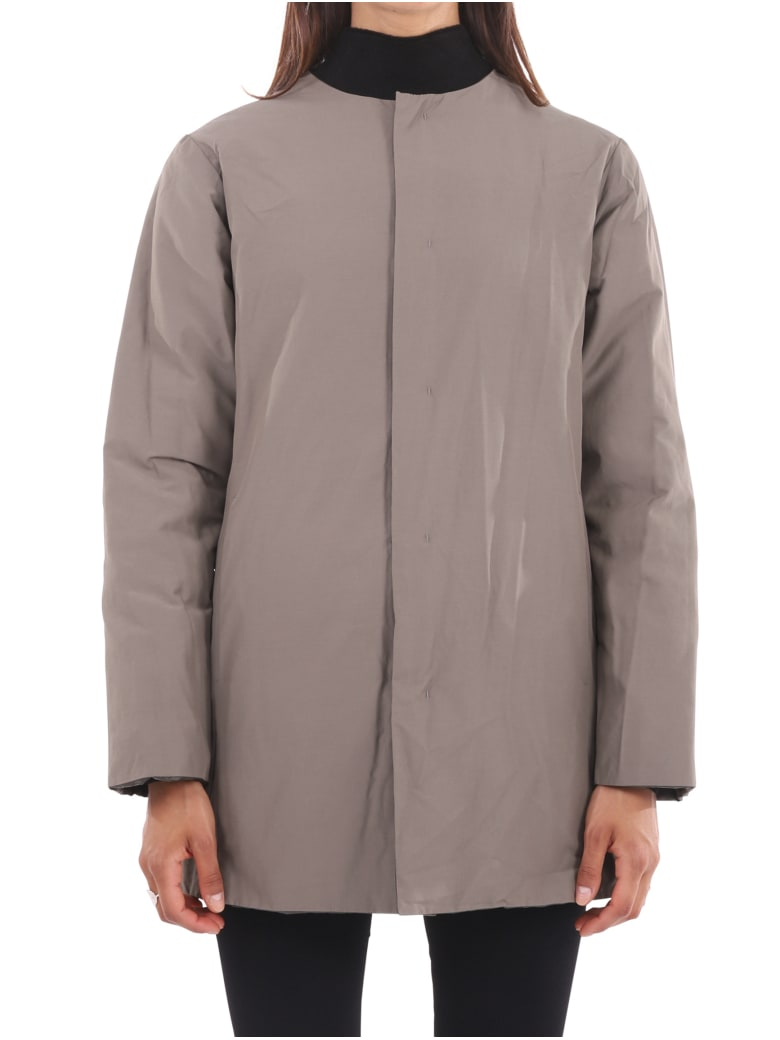 Plantation Green Down Coat - Army green