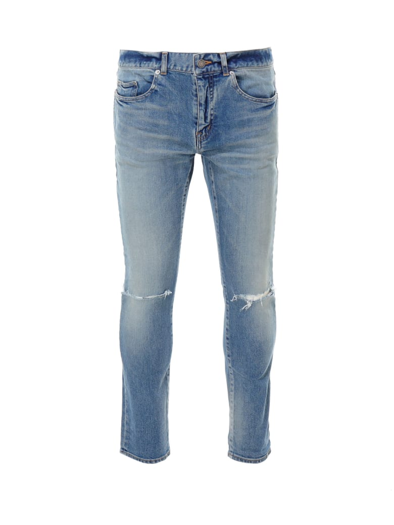 Saint Laurent Jeans - Blue