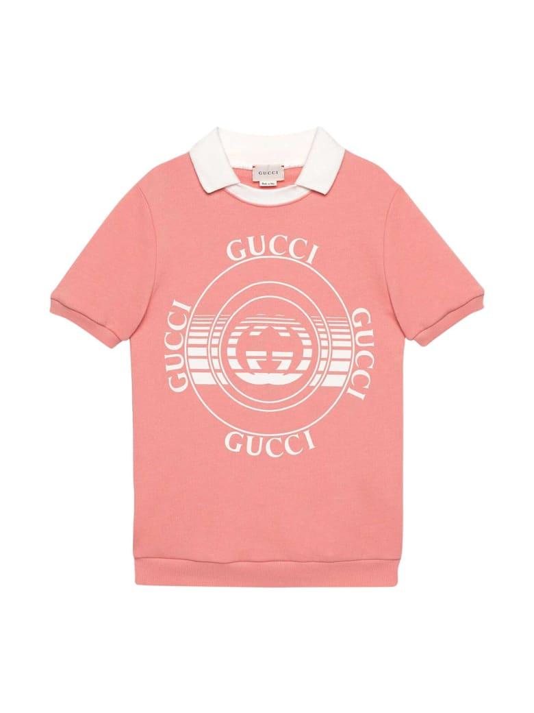 Gucci Salmon Dress - Salmone