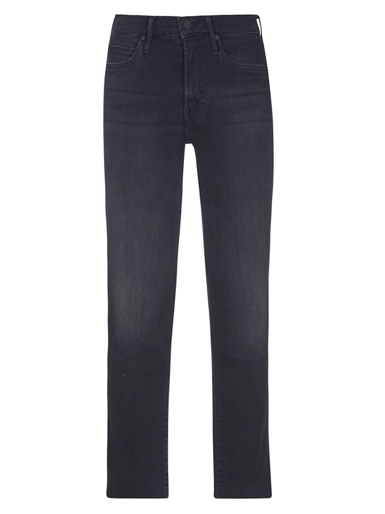 Mother Classic Fitted Jeans - Nero