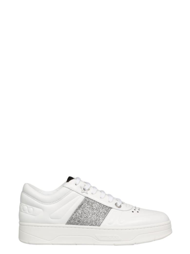 Jimmy Choo Hawaii Sneakers - White