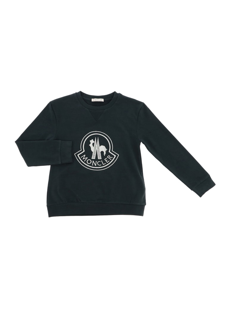 Moncler Maglia T-shirt - Nero