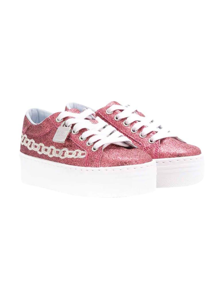 Chiara Ferragni Pink Sneakers - Fucsia