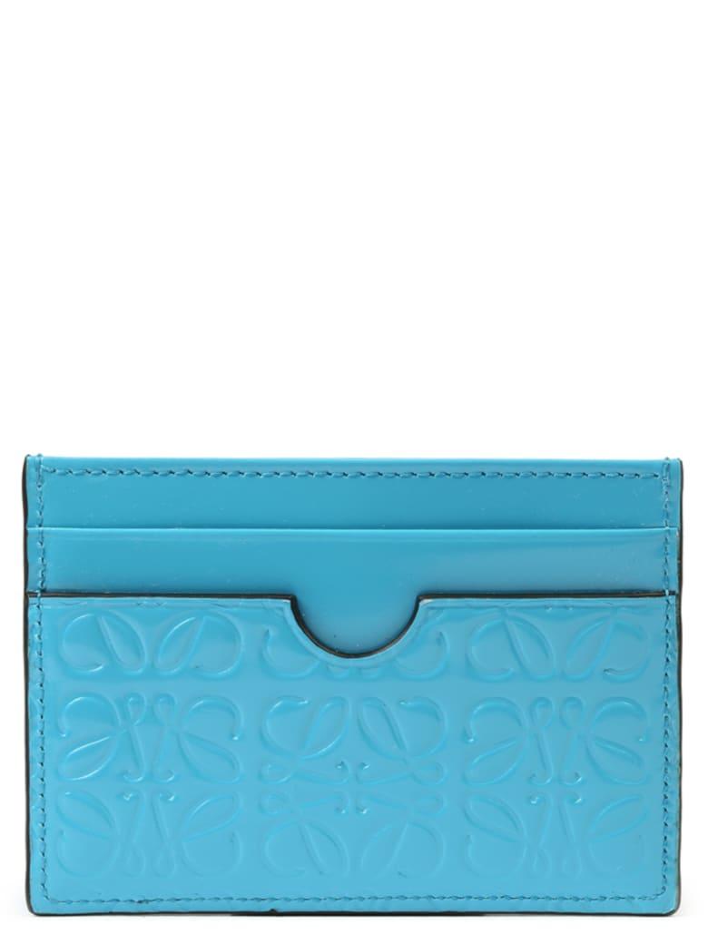 Loewe Cardholder - Azzurro