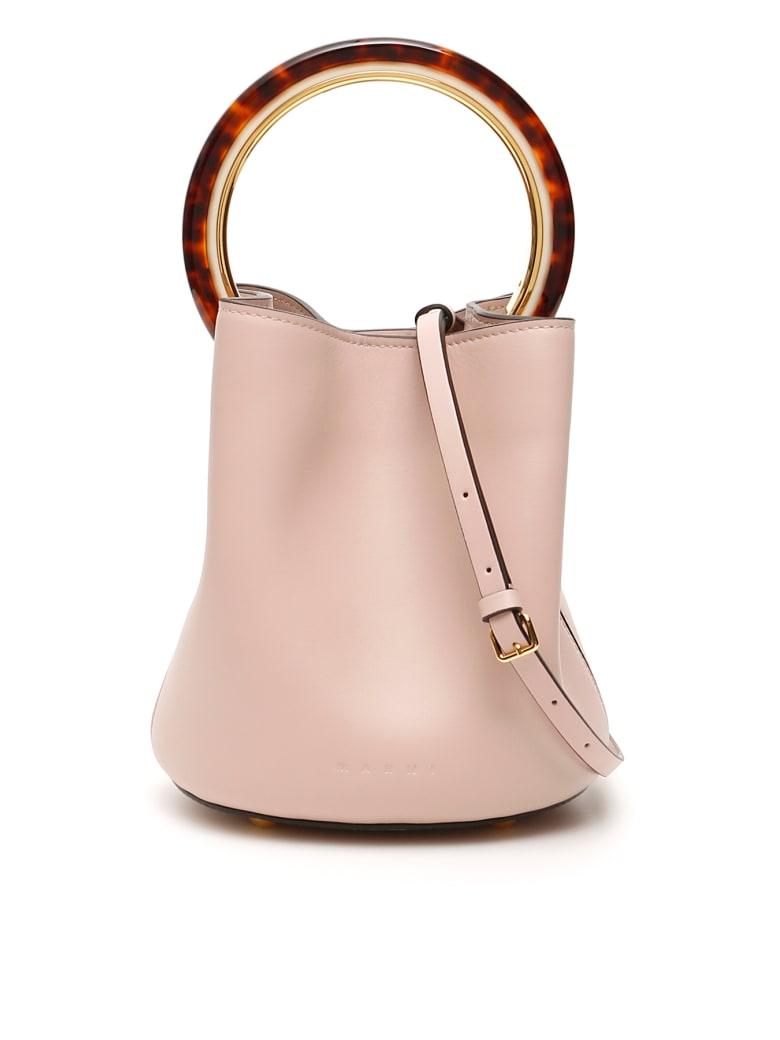 Marni Pannier Bag - QUARTZ (Pink)