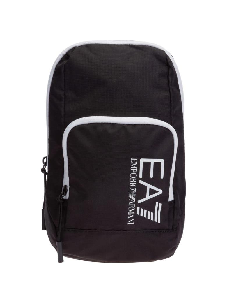 EA7 Emporio Armani Notoma Crossbody Bags - Nero