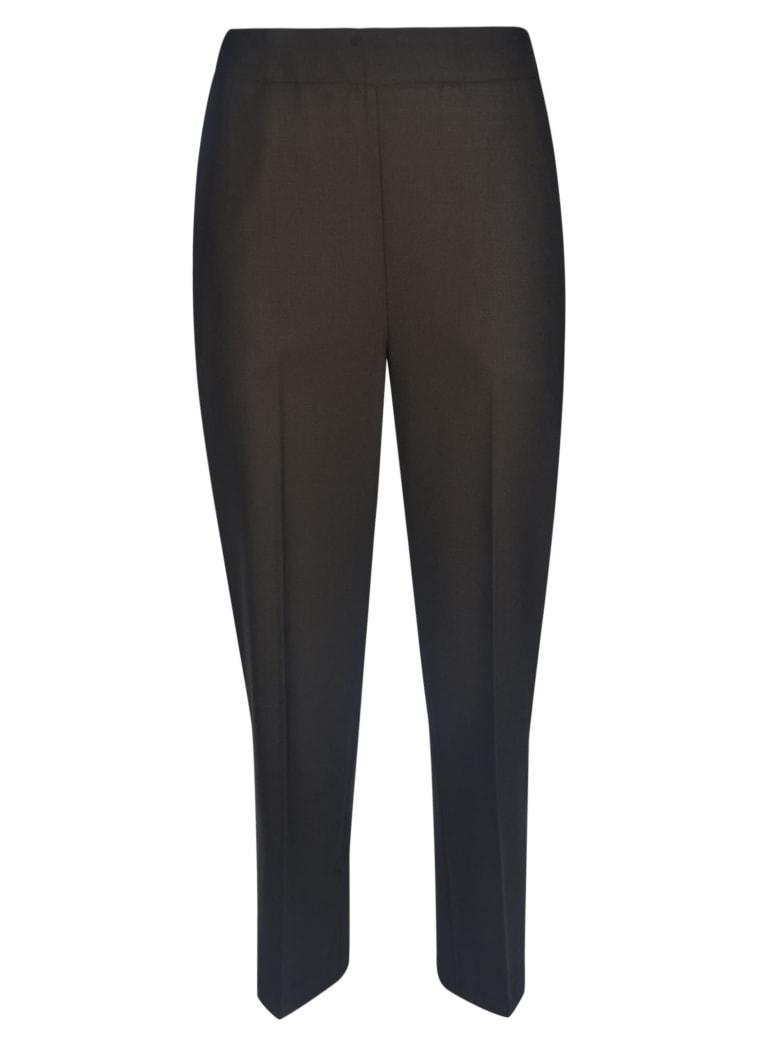 Erika Cavallini Elastic Trousers - Brown