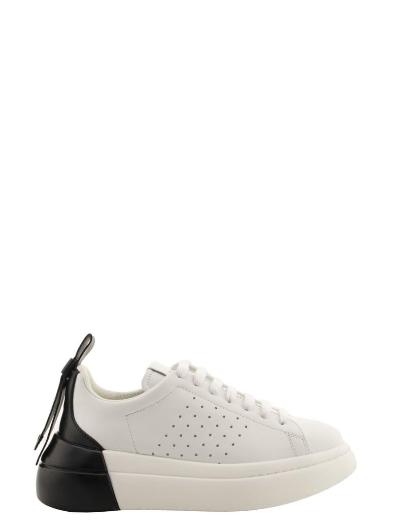 RED Valentino Bowalk Sneaker - White/black