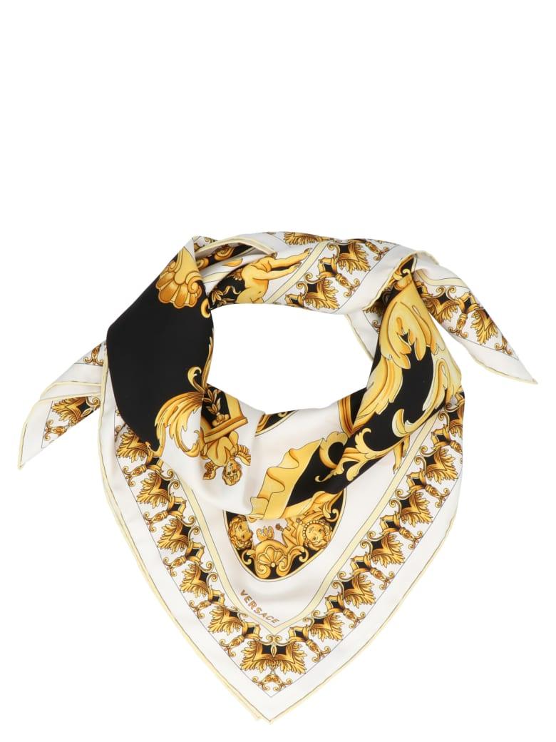 Versace 'barocco' Foulard - Multicolor